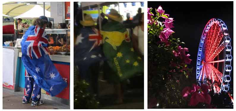 Your Missing Link attends Australia Day 2014 in Brisbane