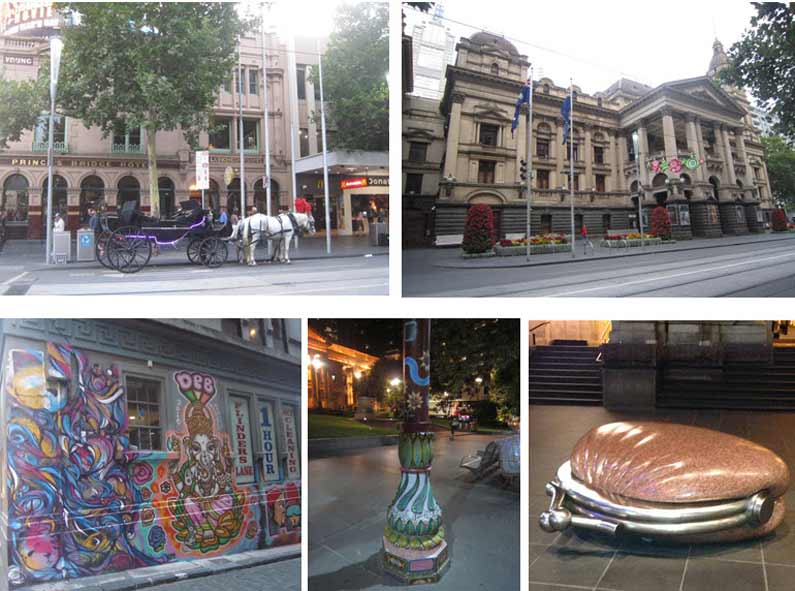 Fine and funny details everywhere you look around in Melbourne - YML v/Henny Jensen