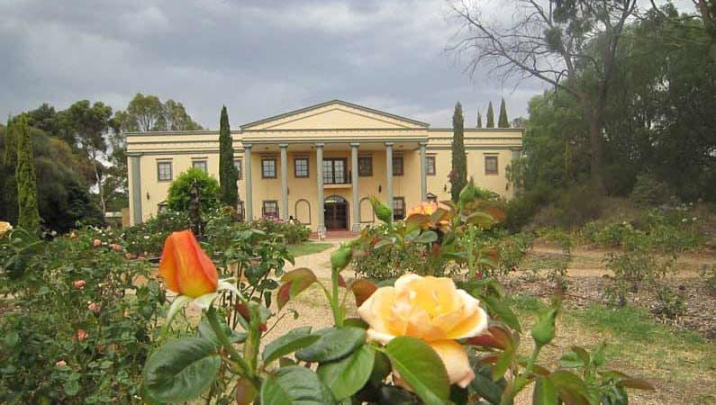 Chateau Barrosa in Barossa Valley, Adelaide Hills - Henny Jensen