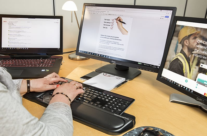 Your Missing Link can help you with copywriting, translations, and proofreading. Moreover, I can help you optimise your administrative processes and vendor agreements. Call me on +45 30 63 84 89